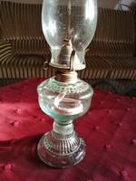Hibátlan petróleum lámpa.