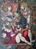 Kass János(1927-2010 )  Biblia