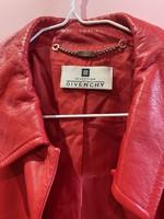 Givenchy eredeti bőrdzseki m-l