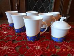Ravenhouse tchibo coffee mug set, limited edition