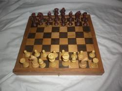 Régi sakk készlet