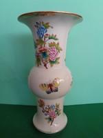 Herend spherical, giant vase