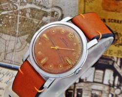Rarity! Doxa jumbo watch with special case