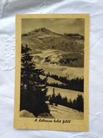 FOGLALT!!! Vintage képeslap/fotólap Erdély Lóhavas