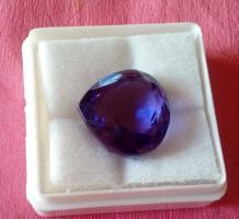 Gyönyörű lila Ametiszt 10.50ct