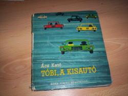 4 db régi gyerekkönyv, 1965-1967