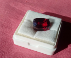 Gyönyörű piros  Rubin 8.10ct