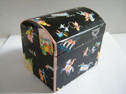Régi Altmann bonbonos doboz