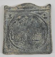 Római ólom rejtélylap a 3. századból