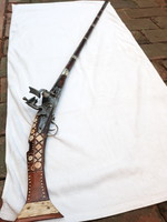 18. North African (Moroccan) rifle