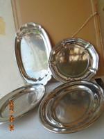 4 pcs antique tray art deco style cheap