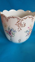 Raven house pot, hand painted. Mag .: 14.8 cm -1