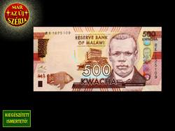UNC - 500 KWACHA - MALAWI - 2014