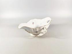 Herend, petite bouquet de rose pouring, sauce boat, 24 cm., Flawless! (J142)