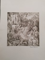 Szabó Vladimir / Hommage a  Dürer