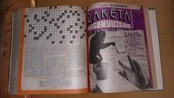 Rakéta magazin