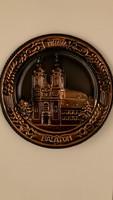Balaton Tihany souvenir wall ornament plate monument