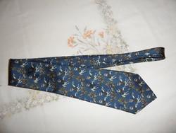 Férfi lovas selyem nyakkendő