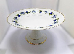 Ravenhouse blackberry pattern cake plate (zal-r69534))