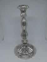 13 latos antik ezüst bécsi gyertyatartó