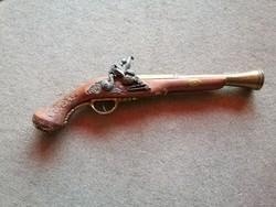 Wrought gun