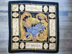Salvatore Ferragamo vintage selyemkendő