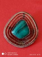 Beautiful antique Israeli pendant badge 935
