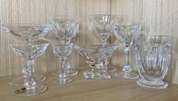Moser Lady Hamilton pohár készlet - 48 darabos