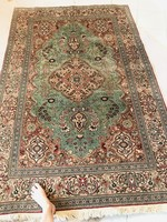 Kayserie hand-knotted rug 225x150cm