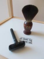 Wilkinson with razor pad