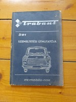 Trabant könyv