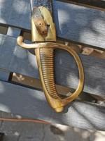 Tüzér vagy csendőr kard 3