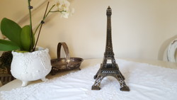Nagyméretű,Eiffel torony makett 34cm.