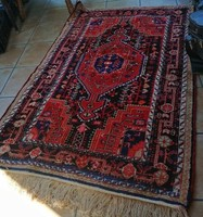 In new condition: beautiful, nahavand, Iranian antique rug