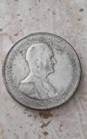 Horthy silver 5 pengő 1930
