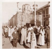 Arab/Egyiptomi népünnepély 6x6 cm