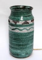 Retro ceramic lamp