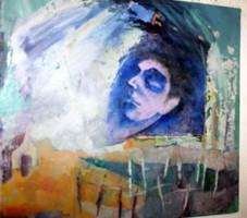 Modern festmény 493