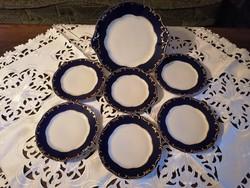 Zsolnay pompadour iii cake set