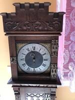 Quaternary Old German standing clock