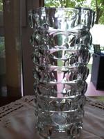 Ólom nehéz francia Baccarat váza
