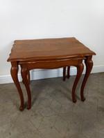 Neobarokk lerakó asztalkák