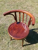 Thonet szék patkó karfás