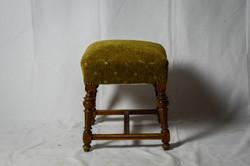 Old German footstool