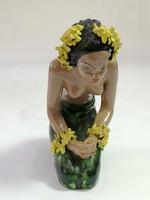 Art deco female figure