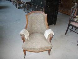 Bécsi Barokk fotel