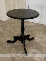 Antik tusfestett kisasztal ca. 1870