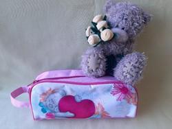 Toiletry bag, toiletries, pen holder, me to you teddy bear