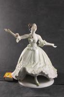 Porcelán balerina 501