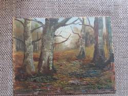 Guzsik ödön autumn trees.